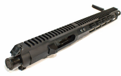 UPPER RECEIVERS M-LOK ASSEMBLED GLOCK 9mm