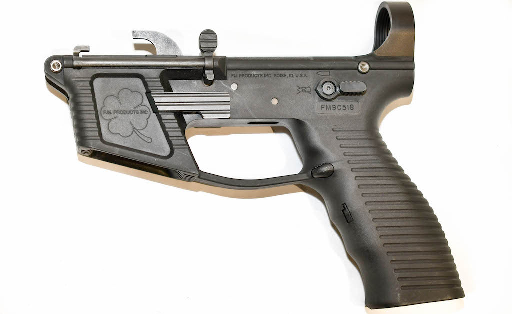 RTC Fm-9 HYBRID LOWER RECEIVER 9MM | Foxtrot Mike Products