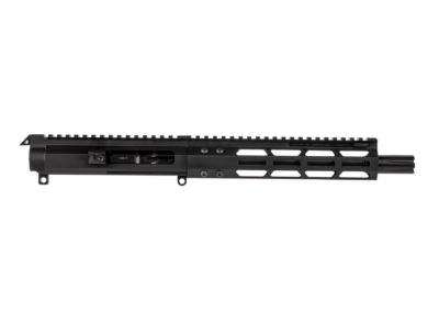 Foxtrot_Mike_Products_Complete_9mm_AR_Upper_8.5_Glock_Style -_8_M-LOK_Rail_01