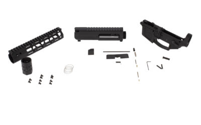 FM 8.5″ 9x19mm AR BUILDERS KIT- 8″ M-LOK RAIL