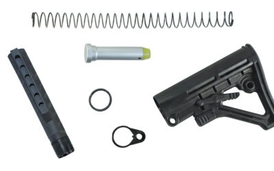 5.56 6 Position Carbine Receiver Extension Build Kit