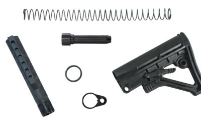 PCC 6 Position Carbine Receiver Extension Build Kit