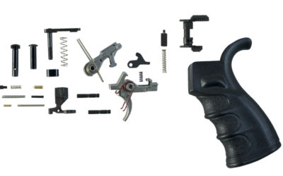 Premium Lower Parts Kits with 2 Stage Nickel Boron Trigger Group