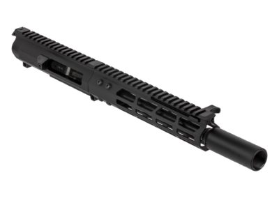 Foxtrot Mike Complete Upper 8.5.45 ACP Glock Style - 8 M-LOK Rail - Blast Diffuser-00