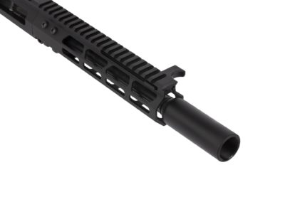 Foxtrot Mike Complete Upper 8.5.45 ACP Glock Style - 8 M-LOK Rail - Blast Diffuser-02