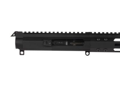 Foxtrot Mike Complete Upper 8.5.45 ACP Glock Style - 8 M-LOK Rail - Blast Diffuser-03