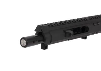 Foxtrot Mike Complete Upper 8.5.45 ACP Glock Style - 8 M-LOK Rail - Blast Diffuser-04