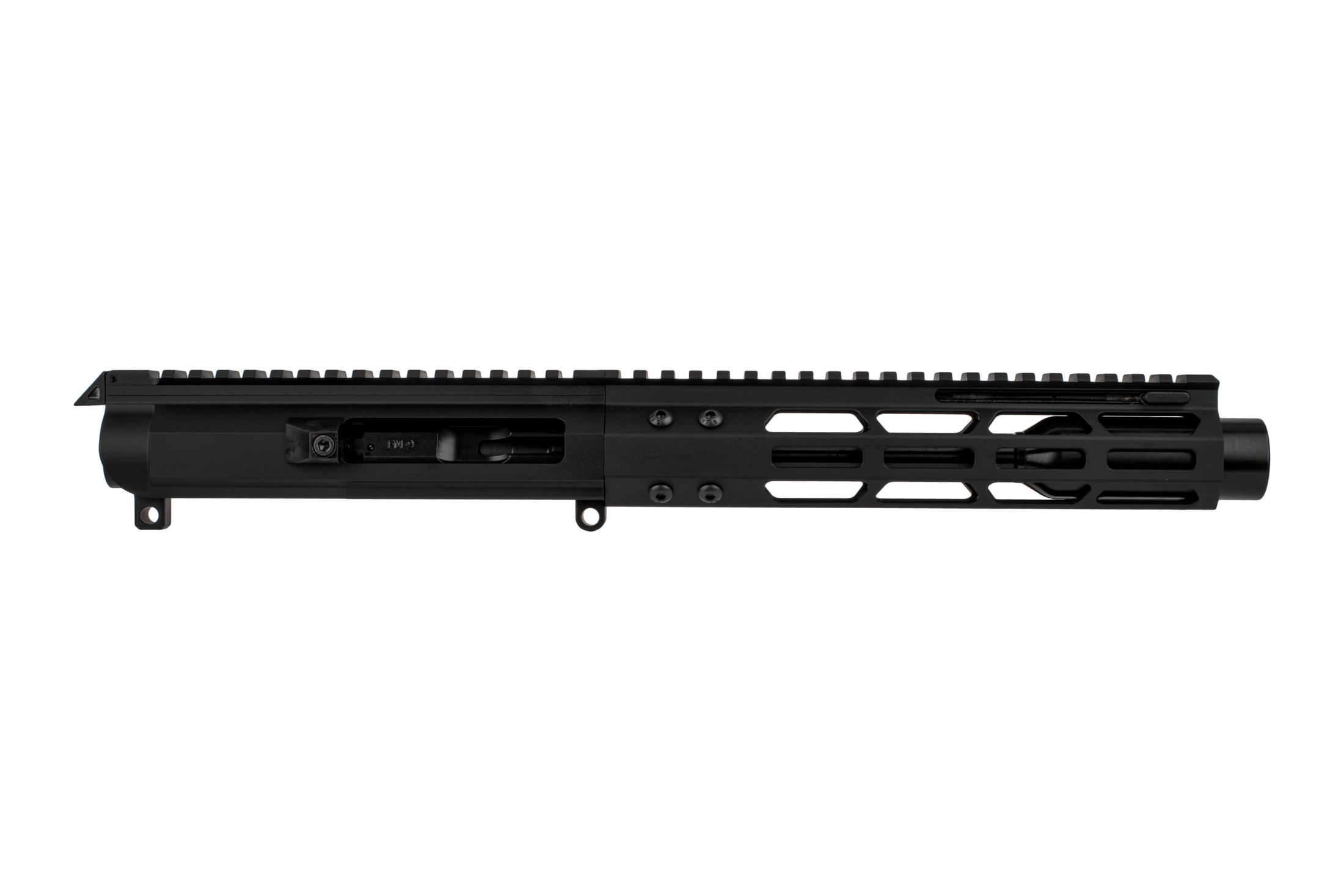 FM9 Complete 9mm AR Upper 7″ Glock Style 8 75″ M-LOK Rail