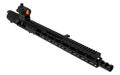 16″ Glock Style PCC 9mm Upper