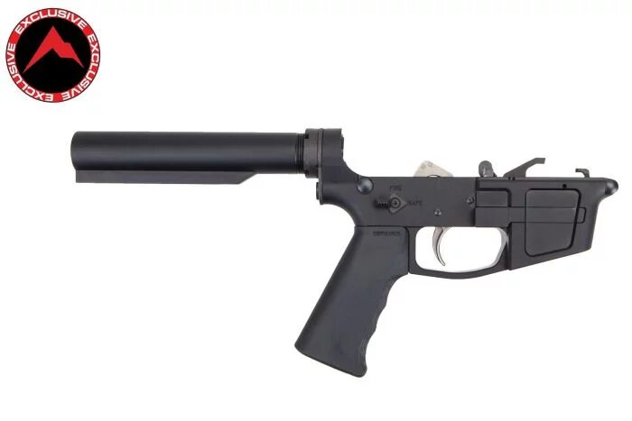 1-FM PRODUCTS AR-15 9MM PREMIUM COMPLETE LOWER (Rainier Arms Exclusive)