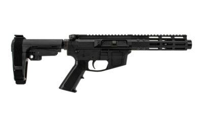 Glock Style Ultra Light Barrel .45ACP AR Pistol W/ SBA3 Brace