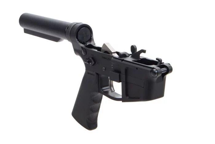 2-FM PRODUCTS AR-15 9MM PREMIUM COMPLETE LOWER (Rainier Arms Exclusive)