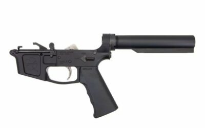 FM PRODUCTS AR-15 9MM PREMIUM COMPLETE LOWER