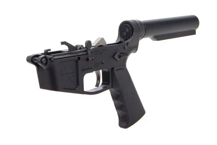 4-FM PRODUCTS AR-15 9MM PREMIUM COMPLETE LOWER (Rainier Arms Exclusive)