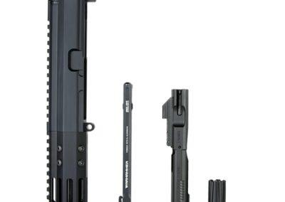 jpeg1-FM-9 5 in. Rear Charging 9mm Complete Upper Receiver