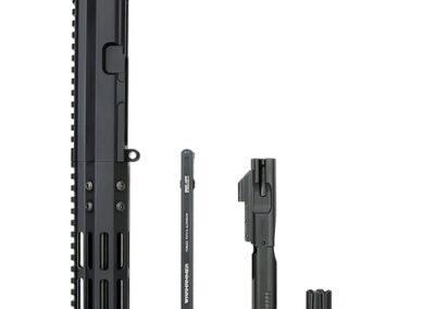 jpeg1-FM-9 7 in. Rear Charging 9mm Upper Receiver