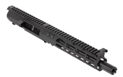 FM-9 8.5 in. Forward Charger 9mm AR Upper Receiver