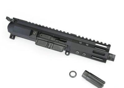jpeg2-FM-9 5 in. Rear Charging 9mm Complete Upper Receiver