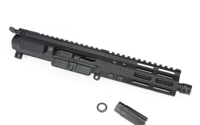 FM-9 7 in. Rear Charging 9mm Upper Receiver